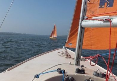 Your invitation to join us for a sail at RCSSC (Rutland Civil Service Sailing Club)
