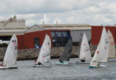 Hooe Point to host Dinghy Championships.