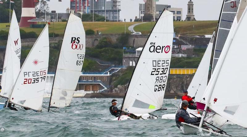 Civil Service Dinghy Championships