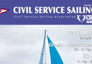 CS Sailing January 2020 Newsletter