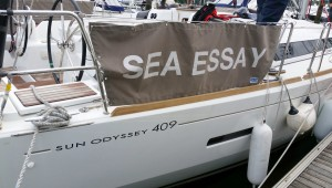 Sea Essay